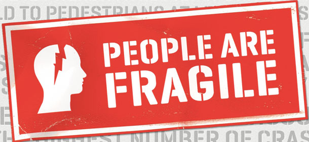 Peoplearefragile