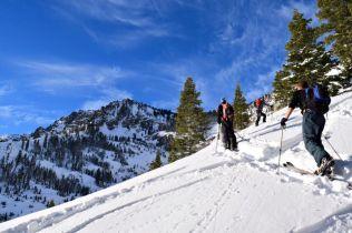 Tallac uphill uphill