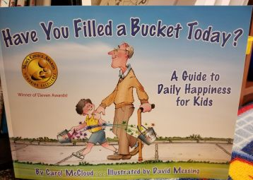 Have you filled a bucket book
